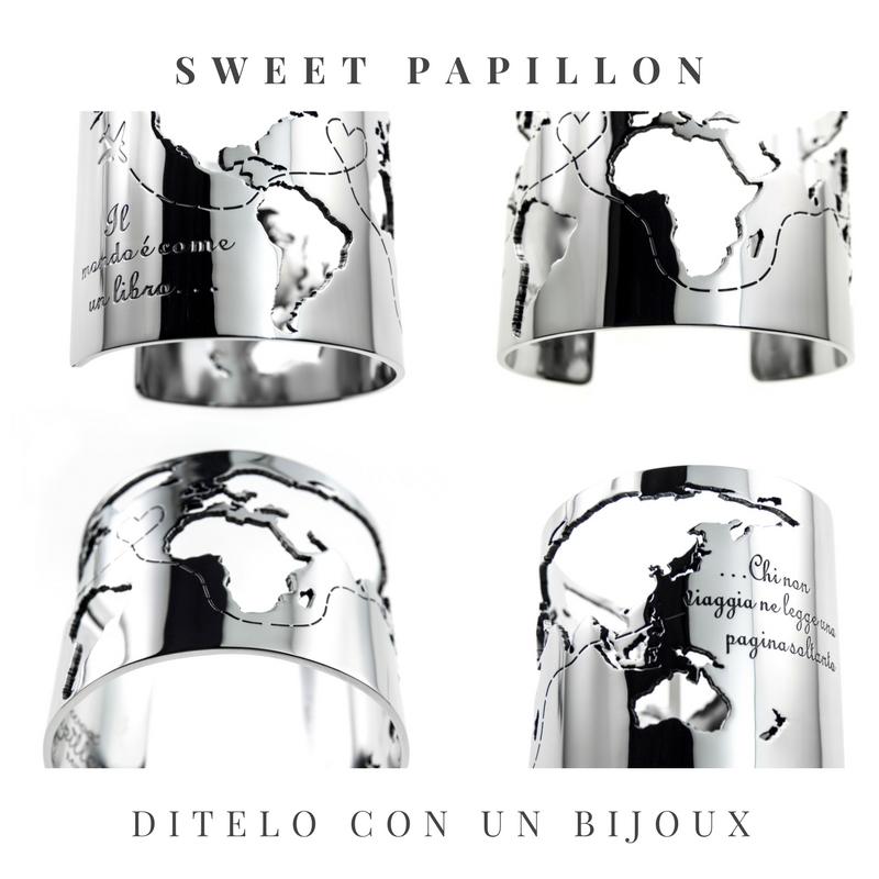 SWEET PAPILLON – DITELO CON UN BIJOUX
