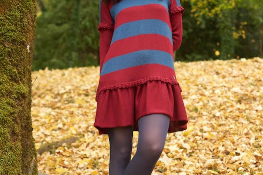 PRINCESS HANDLE WITH CARE – A LITTLE WOOLEN DRESS