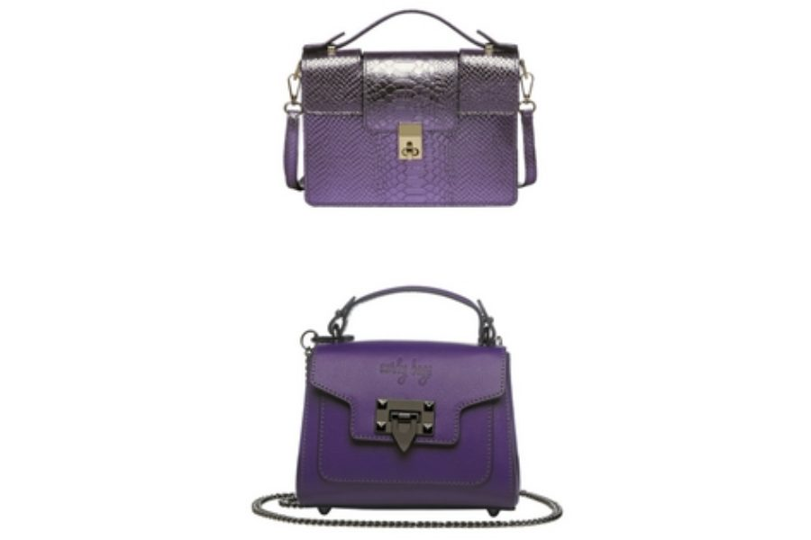 CURLY BAGS – L'INVASIONE DEGLI ULTRA VIOLET