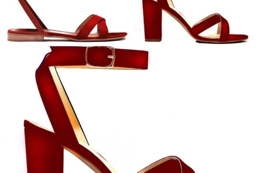 FERA LIBENS, rosso trendy, strong e sostenibile