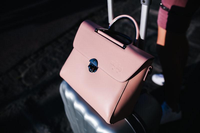 CURLY BAGS la it bag della perfetta viaggiatrice