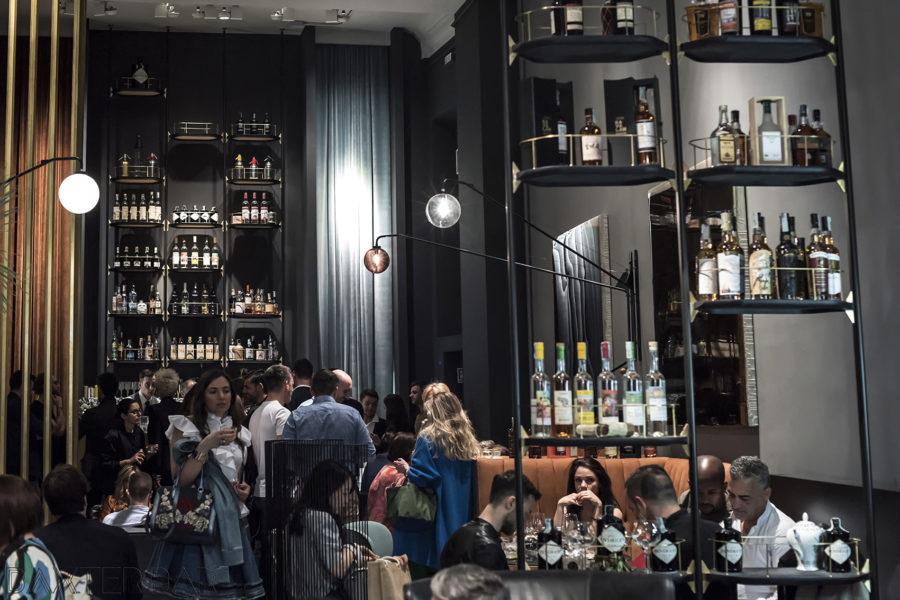 Parte la nuova stagione del BAXTER BAR.  Tra nuovi cocktail gourmet e dj set.