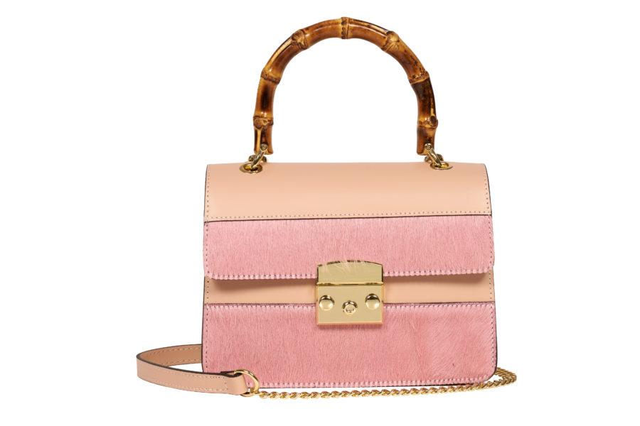 CURLY BAGS MELLOW ROSE – IL ROSA CHIARO E ROMANTICO STA PER ARRIVARE.