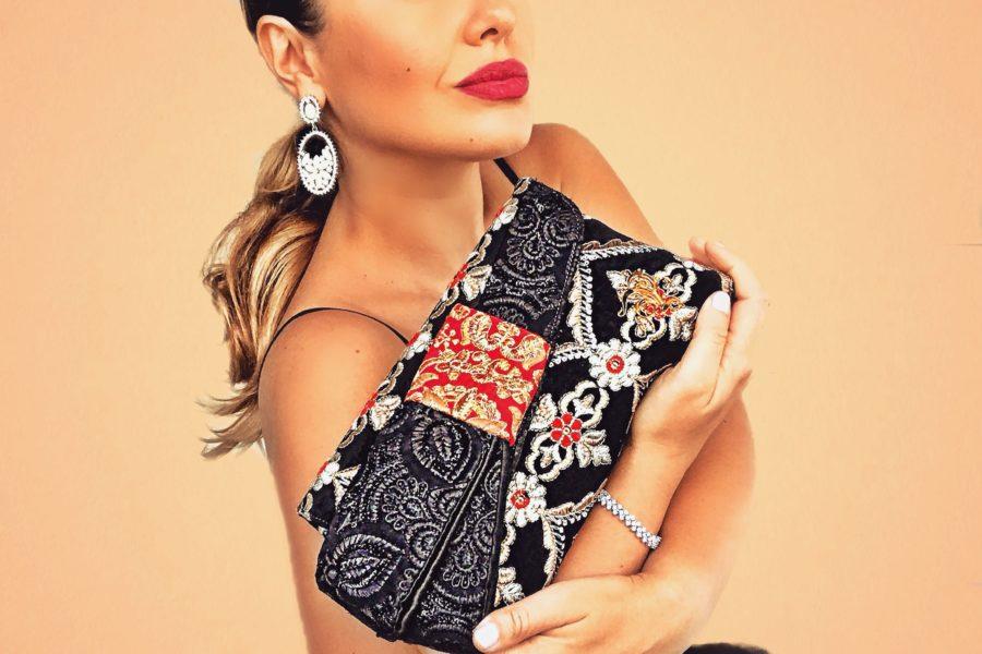 PERICHETTE – La Luxury Bag per sognare ed entrare nel turbinio di emozioni della musica classica  sceglie come sua Ambassador il Soprano di fama internazionale  NINO MACHAIDZE.