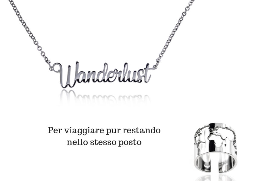 SWEET PAPILLON – WANDERLUST – AROUND THE WORLD AND BACK