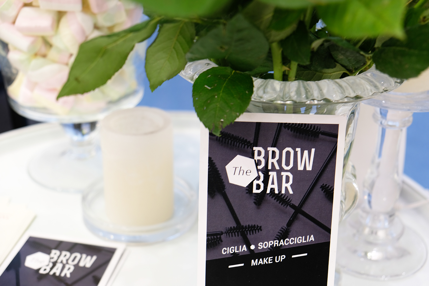 THE BROW BAR – BEAUTY EXPERIENCE.  LA GUIDA PER SOPRACCIGLIA IMPECCABILI