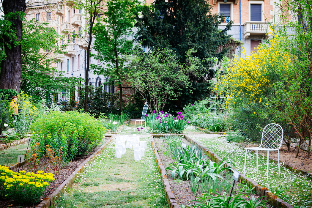 Orto Botanico di Brera, il verde di Milano che non ti aspetti