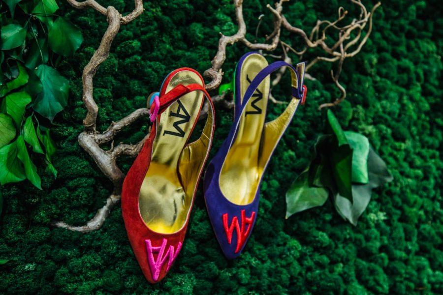 AM Alessio Matricardi, la capsule di scarpe scultura disegnata da Desdemona Varon